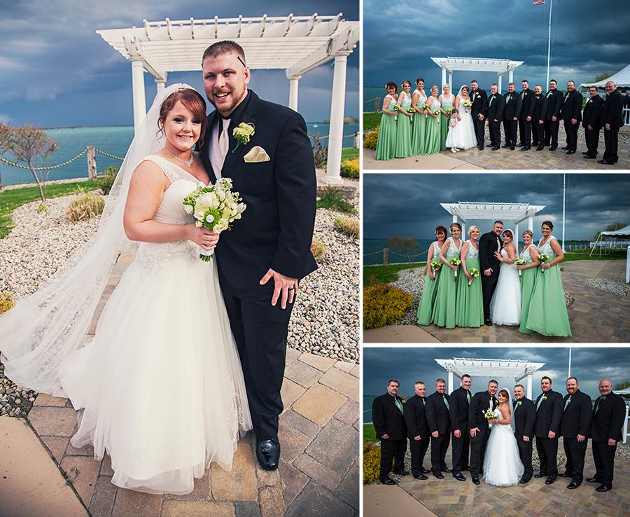 Moret Wedding Silver Shores Wyandotte Michigan 10