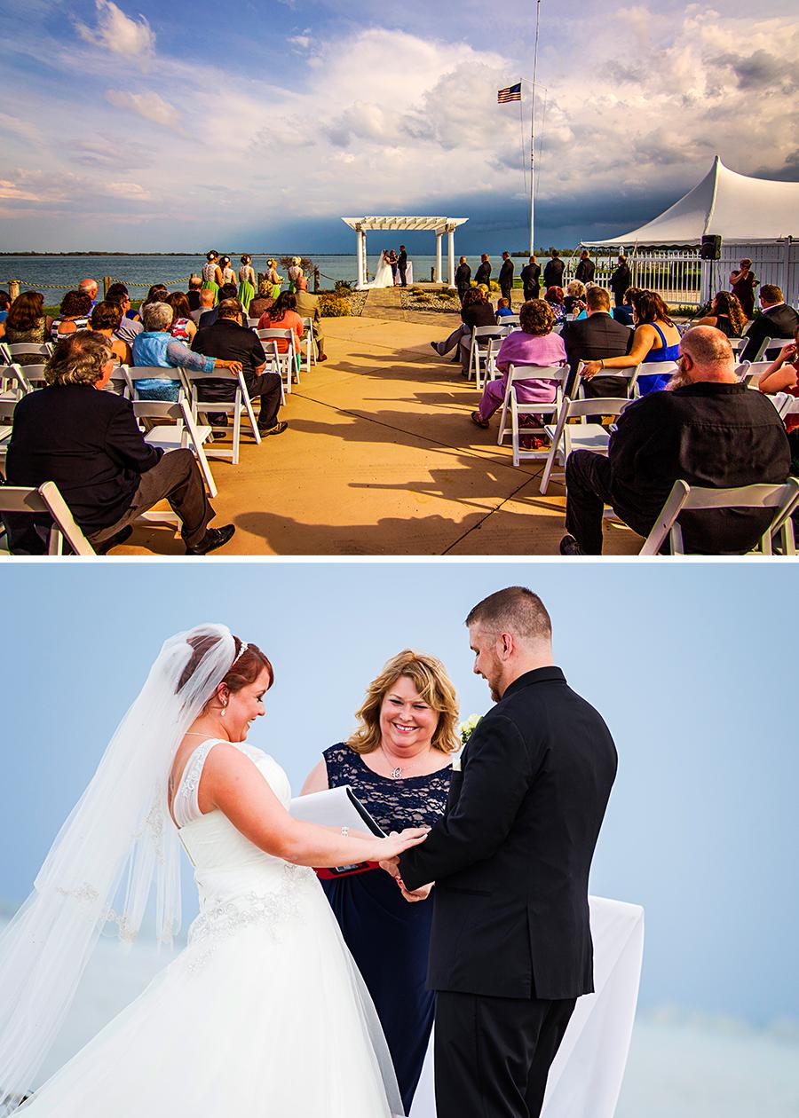 Moret Wedding Silver Shores Wyandotte Michigan 7